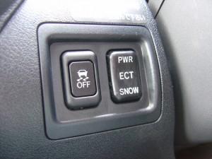 トラクションコントロール・ECTスイッチ