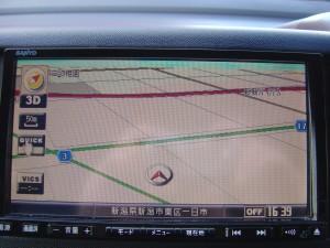 SANYO NVA-HD1350 HDDナビゲーション