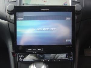 carrozzeria AVIC-VH009 HDDナビゲーション