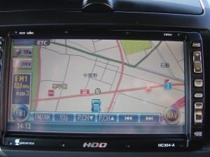 純正 HC-304A HDDナビゲーション