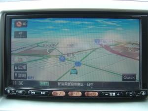 純正 HS309-A HDDナビTV