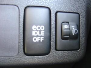 eco IDLE スイッチ