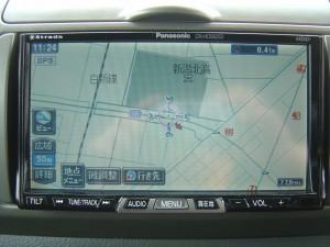 Panasonic CN-HDS625D HDDナビTV