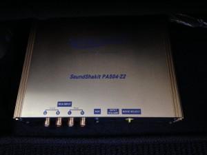 SoundScience サウンドシャキット PA504-Z2