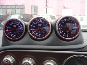 AUTOGAUGE 水温・油温・油圧計