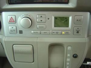オートエアコン、ドアミラーヒーター、リアヒーター