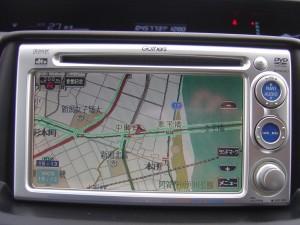 Gathers VXD-064CV ナビゲーション