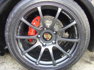 ADVAN Racing RS 18インチAW