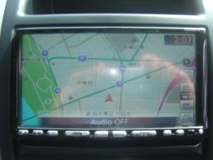 純正HC508D-A HDDナビTV