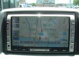 Gathers VXS-11C HDDナビゲーション