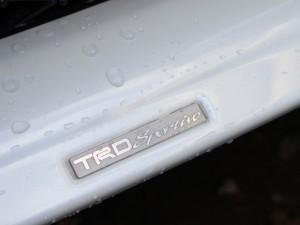 TRD フロントスポイラー