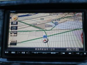 ライフ ファインスペシャル 新潟 中古車 エアロ 16AW HDDナビTV