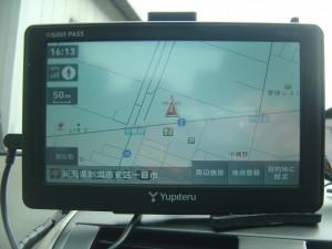 YUPITERU YPB718P ナビTV