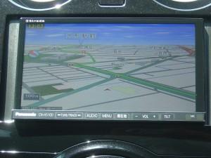 Panasonic CN-H510D HDDナビTV/DVD