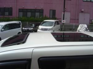 アルファード MX Lエディション 新潟 中古車 ツインサンルーフ ナビ 電動スライドドア