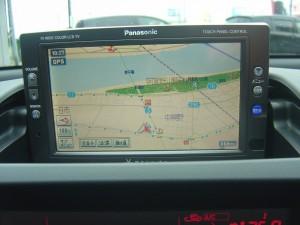 Panasonic CN-DV155 ナビ