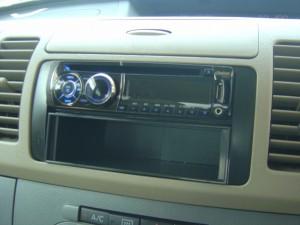 clarion CZ201 CD/USB/iPod