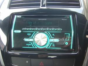carrozzeria FH-580 CD/USB/iPod