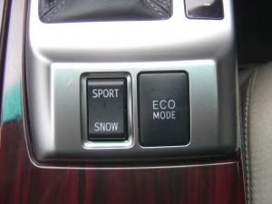 SPORT・SNOW・ECOモードスイッチ
