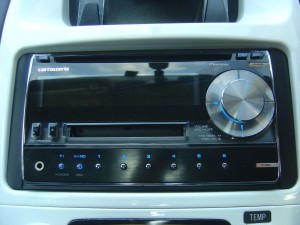 carrozzeria FH-P530MD CD/MDデッキ