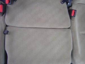 中央席座面