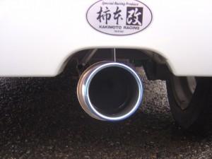 柿本改 GT box 06&S マフラー