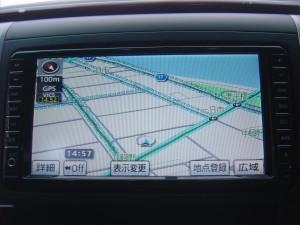 純正NH3N-W58G HDDナビTV/DVD