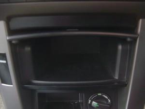 エアコンパネル下収納