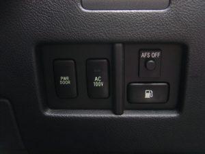 電動リアゲート・AC100V電源・AFSスイッチ