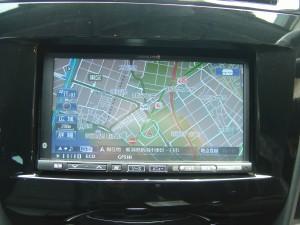 純正HDDナビTV