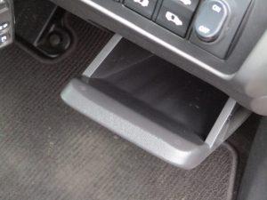 運転席右小物入れ