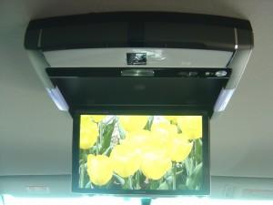 ALPINE PCX-R3500 フリップダウンモニター