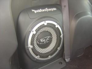 Rockford Fosgate サウンド