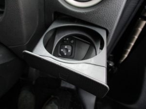 運転席カップホルダー