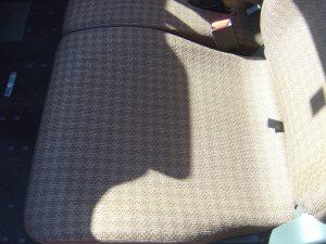助手席座面