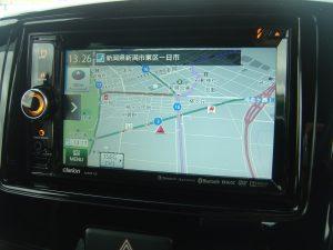 clarion NX513 ナビTV(ワンセグ)