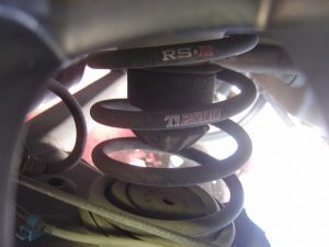 RS★R Ti2000ダウンサス