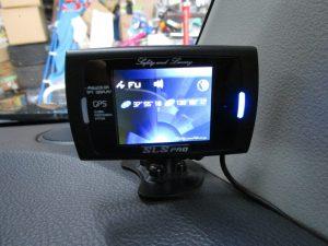 JES SLS PRO GPSレーダー探知機