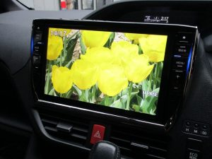 ALPINE EX1000 SDナビTV