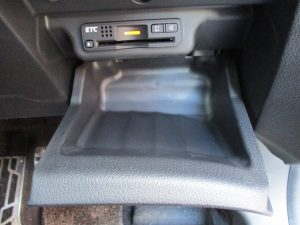 ETC・運転席右収納