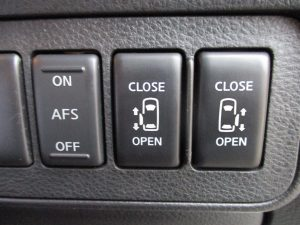 AFS・両側電動スライドドアスイッチ