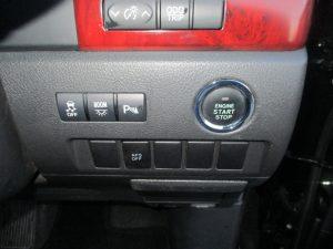 TRC、ルームランプ、クリアランスソナー、エンジンスタート、AFSボタン