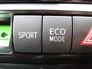 SPORT・ECOモードスイッチ