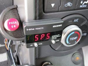 Pivot 3-driveREMOTE コントローラー