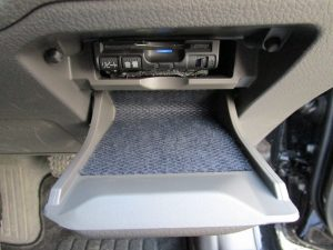 ETC 運転席収納
