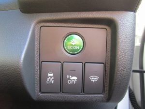 ECON・VSA・車両接近通報装置・フロントガラス熱線スイッチ