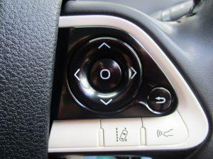 メーター操作、車間距離切替、LDAスイッチ