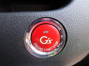G`s専用エンジンスタートボタン