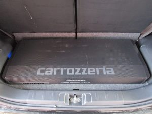 Carrozzeria TS-WX710A サブウーファー