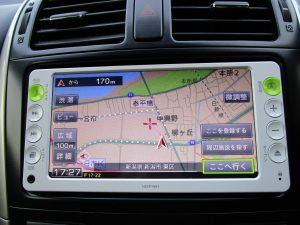 純正NSCP-W61 ナビTV(ワンセグ)